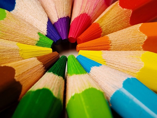 Разработка цветов на сайте
