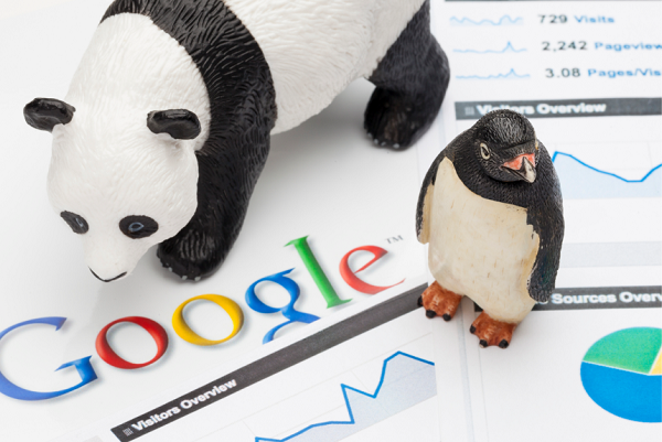 Фильтры Панда и Пингвин